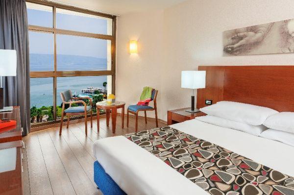 בית מלון לאונרדו בטבריה, סובב כנרת ועמקים - סופריור