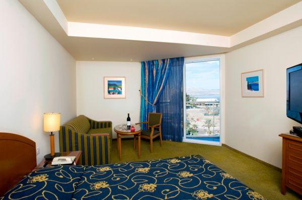 люкс отель Галей Кинерет - Номера в башне