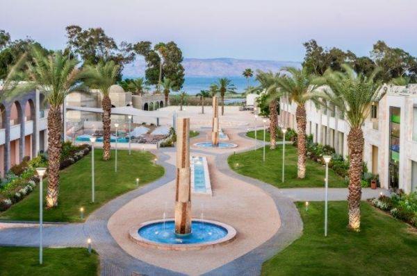 בית מלון יוקרתי מגדלה בטבריה, סובב כנרת ועמקים