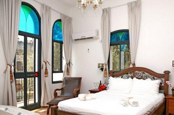 מלון דלוקס שירת הים - חדר סוויטה עם מרפסת
