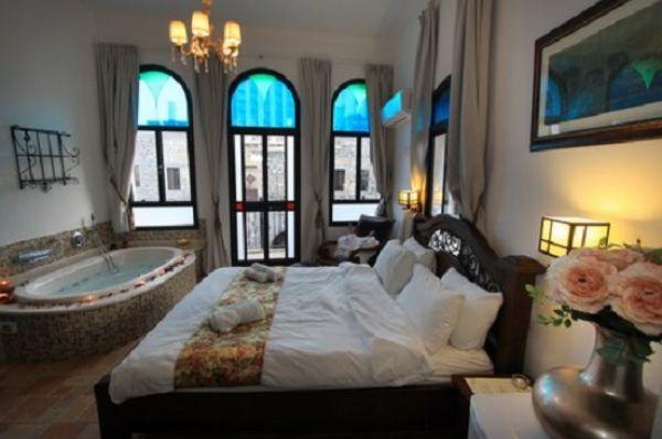 בית מלון שירת הים 5 כוכבים בטבריה, סובב כנרת ועמקים - חדר סוויטה עם מרפסת