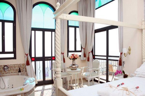 מלון דה לוקס שירת הים טבריה, סובב כנרת ועמקים - חדר סוויטה עם מרפסת