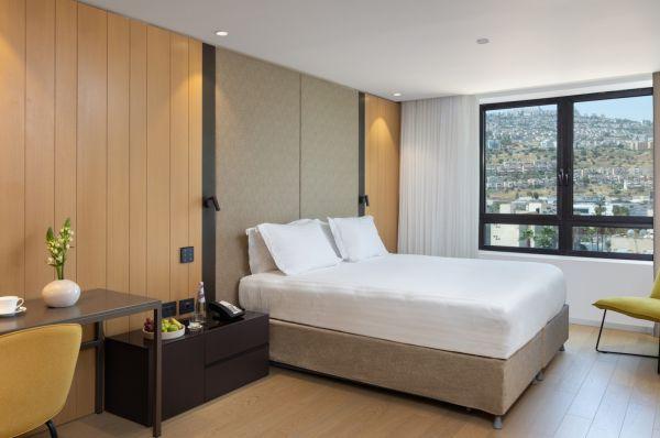 בית מלון יוקרתי סופיה בטבריה, סובב כנרת ועמקים