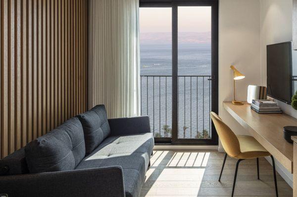 מלון יוקרה סופיה טבריה, סובב כנרת ועמקים