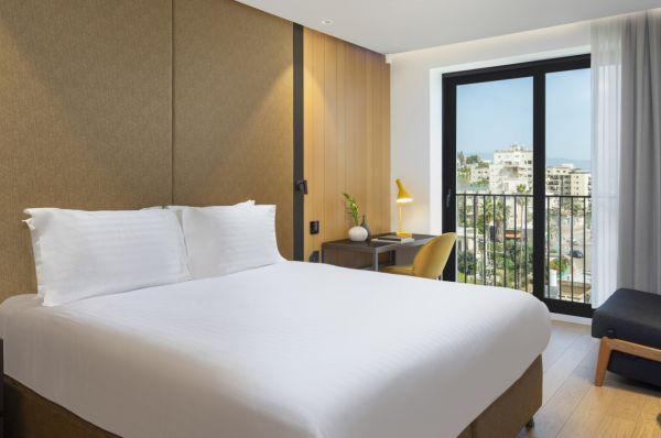 מלון יוקרתי סופיה טבריה, סובב כנרת ועמקים - חדר פרמיום