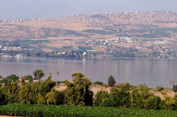 בית מלון נופים ב טבריה, סובב כנרת ועמקים