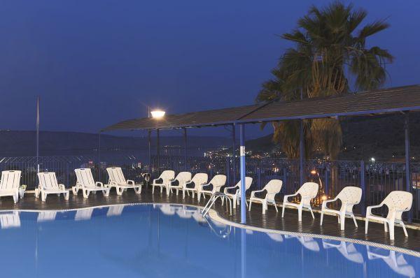 בית מלון פרימה גליל בטבריה, סובב כנרת ועמקים