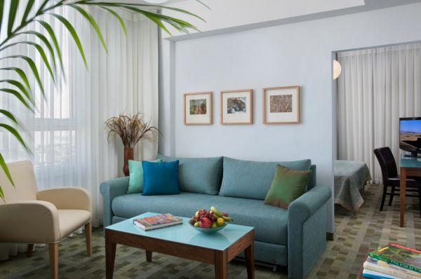 בית מלון פרימה גליל ב טבריה, סובב כנרת ועמקים - סוויטה