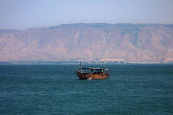חוף רון טבריה, סובב כנרת ועמקים