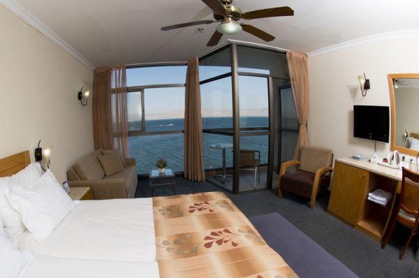 בית מלון חוף רון ב טבריה, סובב כנרת ועמקים - חדר סטנדרט