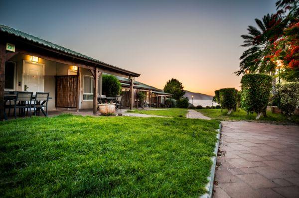 כפר הנופש דריה (חוף און לשעבר) בית הארחה בטבריה, סובב כנרת ועמקים
