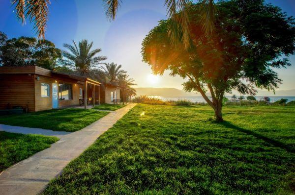 אירוח כפרי כפר הנופש דריה (חוף און לשעבר) טבריה, סובב כנרת ועמקים
