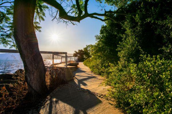 כפר נופש כפר הנופש דריה (חוף און לשעבר) בטבריה, סובב כנרת ועמקים