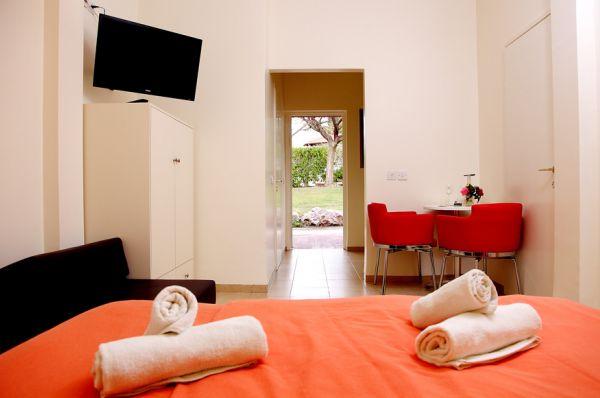 עין חרוד בית הארחה בטבריה, סובב כנרת ועמקים - חדר סטנדרט