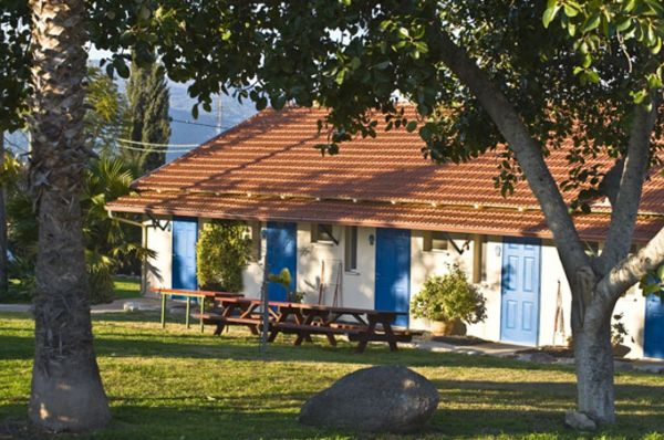 בית הארחה עין חרוד בטבריה, סובב כנרת ועמקים - חדר סטנדרט