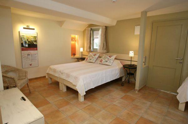 אל מול גולן בית הארחה טבריה, סובב כנרת ועמקים - חדר סטנדרט