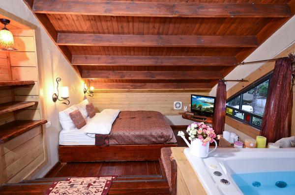 בית מלון וילה בכפר  בטבריה, סובב כנרת ועמקים - סוויטת החורף