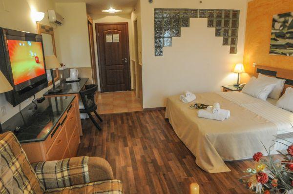 בית מלון אלסקה אין גליל עליון והגולן