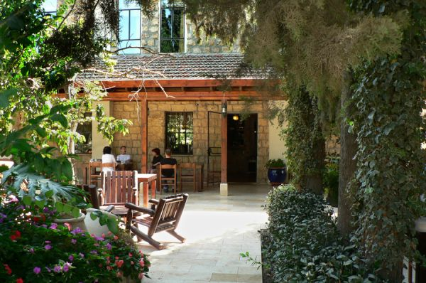 Бейт Шалом гостиница бутик в Голаны и В.Галилея