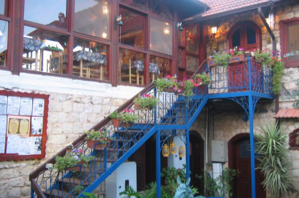 гостиница бутик  Вилла Техила в Голаны и В.Галилея