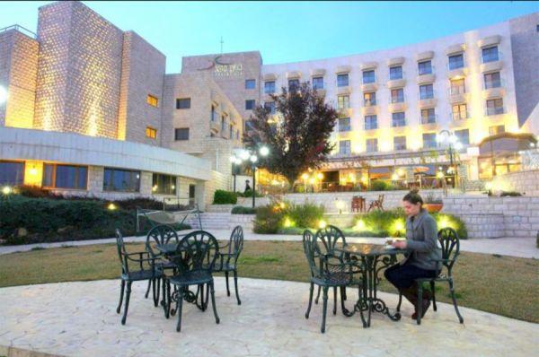 spa отель в Голаны и В.Галилея
