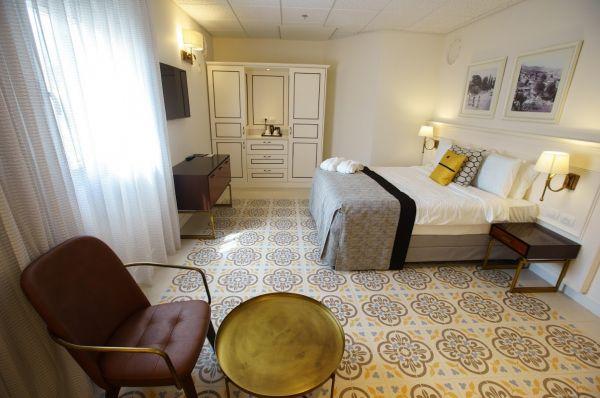 בית מלון אדמונד ב גליל עליון והגולן - חדר קלאסי זוגי
