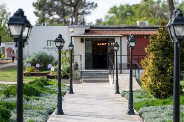 гостиница в  Голаны и В.Галилея Эрец Дафна