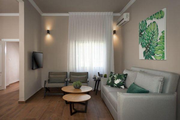 בית מלון ארץ דפנה גליל עליון והגולן - חדר אדמה