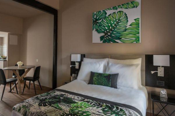 בית מלון ארץ דפנה גליל עליון והגולן - חדר שמים