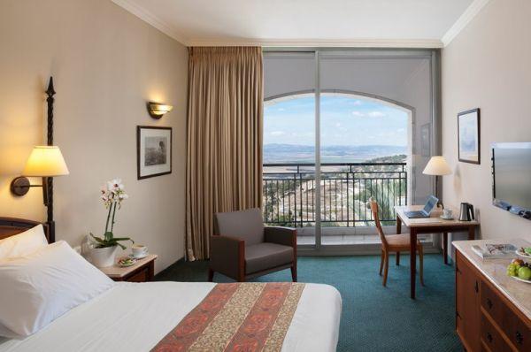 בית מלון גולדן  קראון גליל עליון והגולן