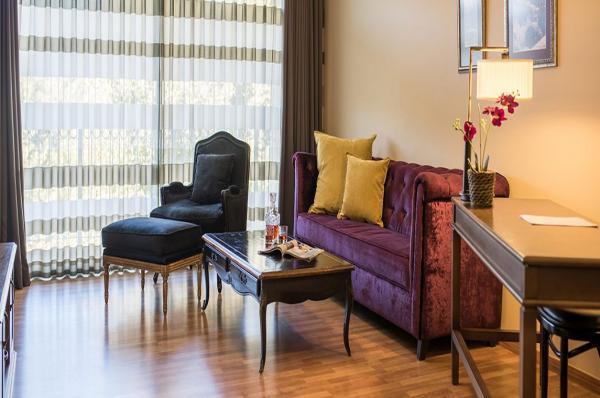 בית מלון הגושרים ב גליל עליון והגולן - סוויטת בוטיק