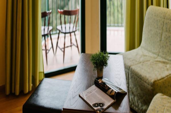 בית מלון הגושרים בגליל עליון והגולן - סוויטה קלאסית