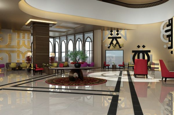отель Оливье
