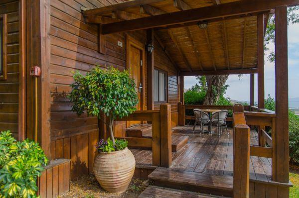 בית מלון רמות גליל עליון והגולן - בקתות טבע