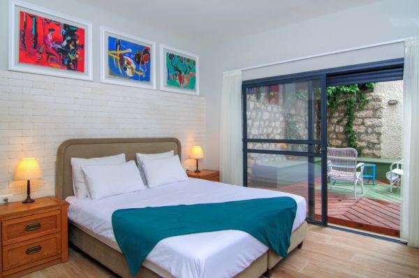 בית מלון רוזנטליס בגליל עליון והגולן - קלאסיק גארדן
