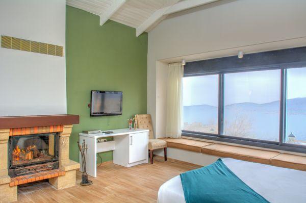 בית מלון גליל עליון והגולן רוזנטליס - דלקס נוף