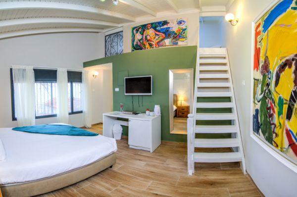 בית מלון רוזנטליס גליל עליון והגולן - דלקס נוף