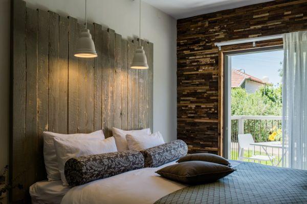 כפר הנופש תיירות עין זיוון לן בגולן בית הארחה גליל עליון והגולן - חדר כרמים