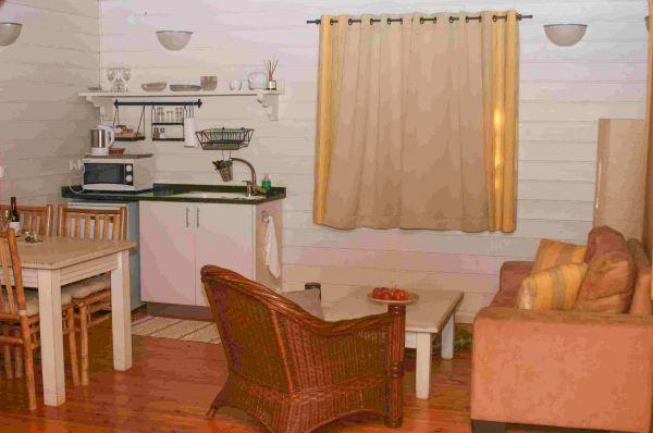 עין זיוון לן בגולן בית הארחה בגליל עליון והגולן - יחידה משפחתית