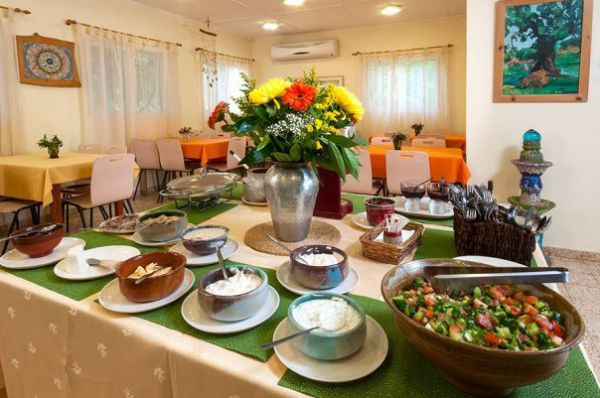 אירוח כפרי ענבר בגליל עליון והגולן