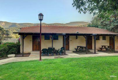 Kibbutz Farod country inn активный отдых  Голаны и В.Галилея