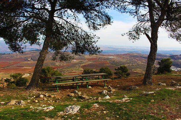 בית הארחה מלכיה בגליל עליון והגולן