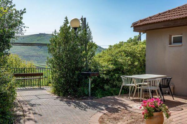 כפר נופש מטיילים מלכיה בגליל עליון והגולן
