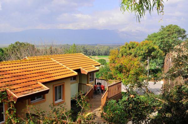 נופי גונן בית הארחה בגליל עליון והגולן