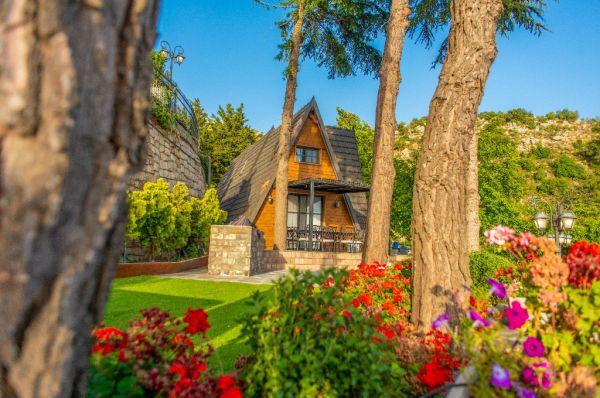 בית הארחה נווה אטיב ריזורט & ספא בגליל עליון והגולן