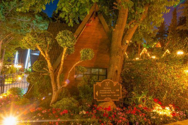 כפר נופש נווה אטיב ריזורט & ספא גליל עליון והגולן