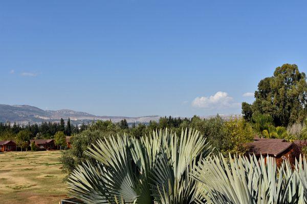 отдых на природе  Вилладж в Голаны и В.Галилея