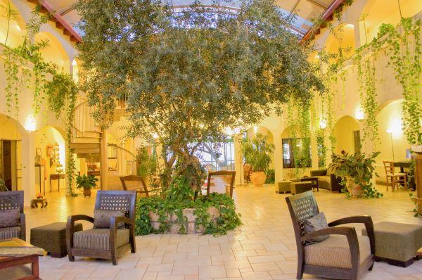 гостиница спа Амирей Ха-Галиль