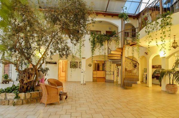 отель спа в Голаны и В.Галилея