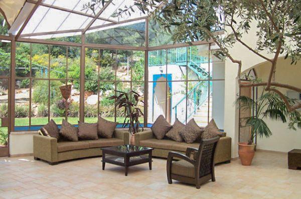 spa отель Амирей Ха-Галиль в Голаны и В.Галилея